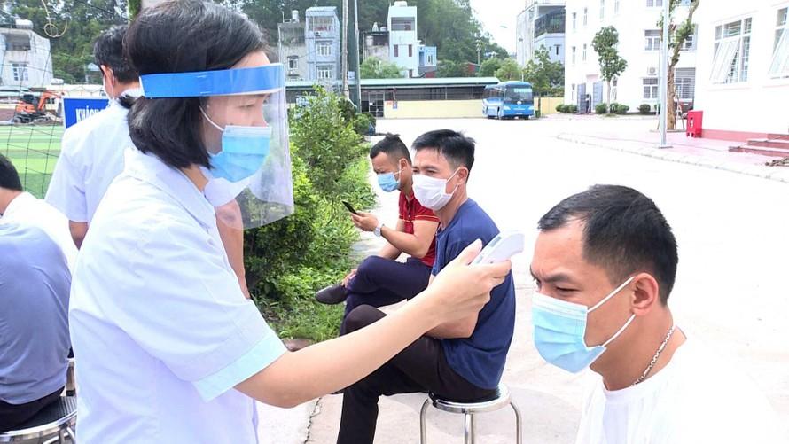 Quảng Ninh bước đầu kiểm soát được dịch COVID-19 sau 4 ngày nỗ lực cao