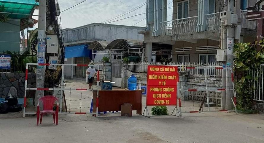 Ninh Thuận sẽ cách ly người về từ TP.HCM 21 ngày