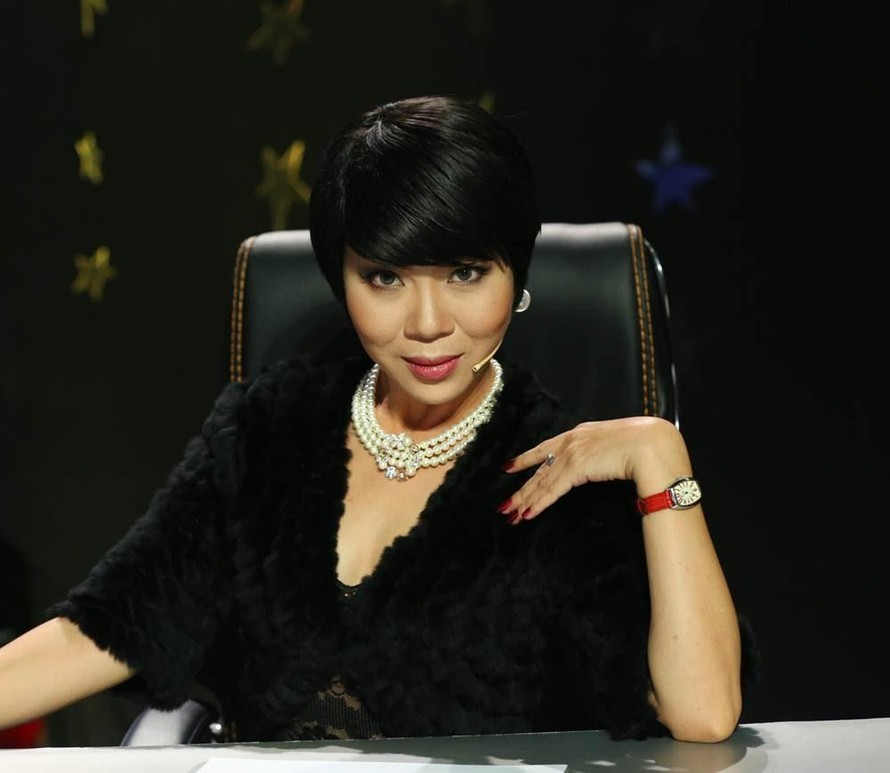 Phát ngôn kích động, MC Trác Thuý Miêu bị đề nghị xử lý
