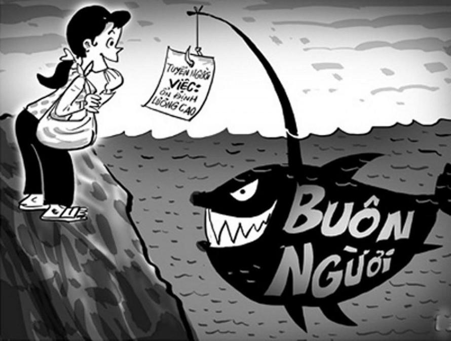 Việt Nam luôn nỗ lực ngăn chặn mua bán người