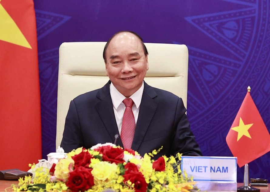 Bài phát biểu của Chủ tịch nước Nguyễn Xuân Phúc tại cuộc họp không chính thức APEC