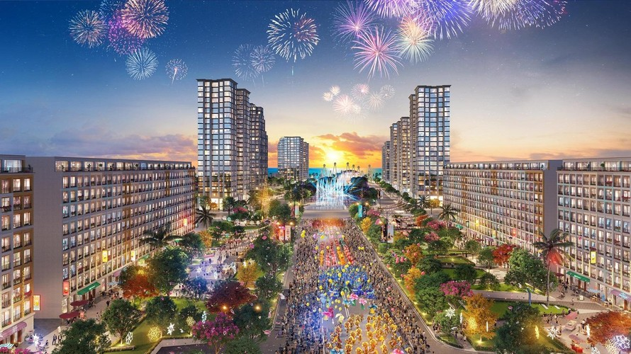 Sun Group sẽ đầu tư những dự án nghìn tỷ ở xứ Thanh, khởi đầu là tại Sầm Sơn.