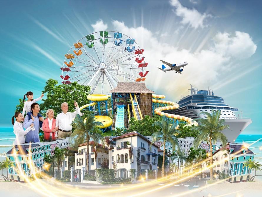 Tiến độ 'thần tốc' của khu đô thị Sun Grand City Feria