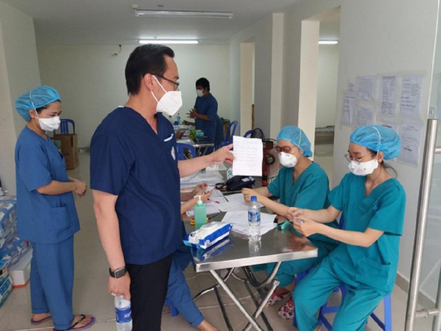 2.046 bệnh nhân COVID-19 xuất viện tại TP.HCM