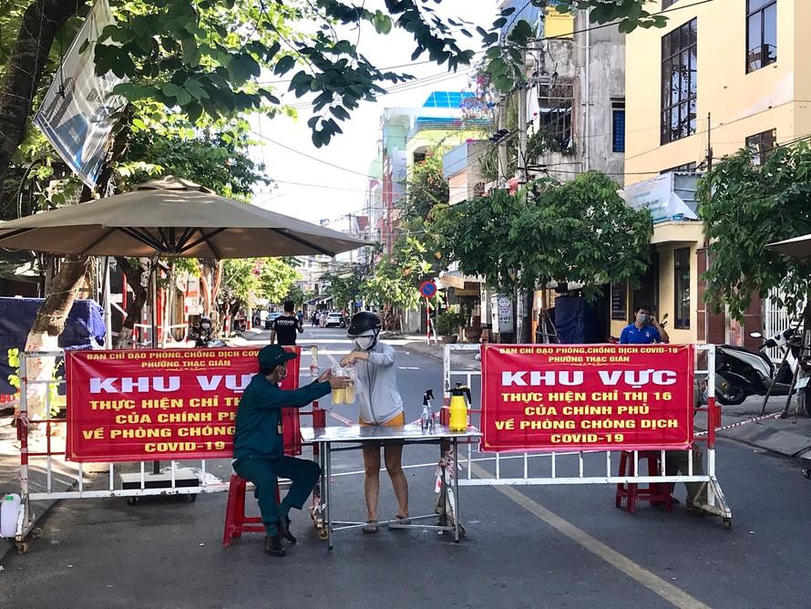 Đà Nẵng cách lý xã hội toàn thành phố từ 18 giờ ngày 31/7