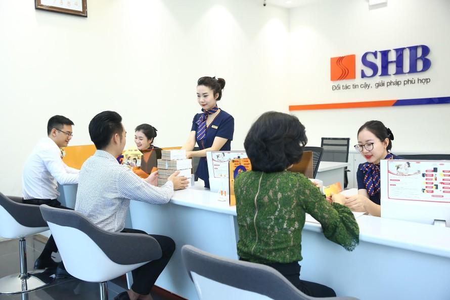 Thu nhập từ lãi tăng mạnh, SHB đạt 3.095 tỷ đồng lợi nhuận