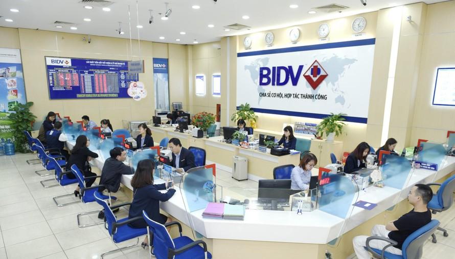 BIDV lợi nhuận tăng mạnh nhờ chênh lệch lãi suất