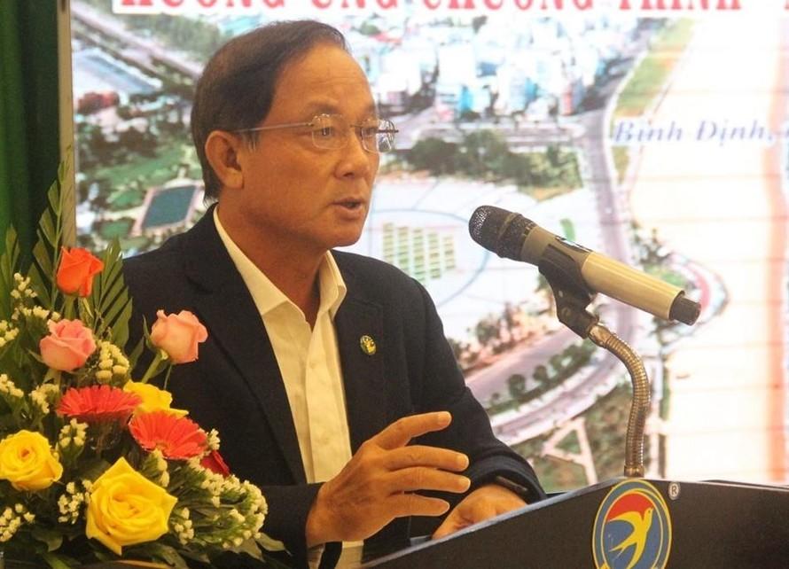 Ông Nguyễn Văn Dũng - Giám đốc sở Du lịch tỉnh Bình Định