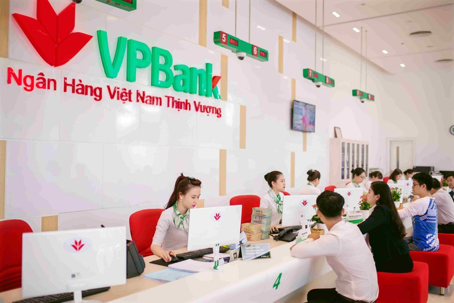 VPBank lãi lớn trong 6 tháng đầu năm 2021