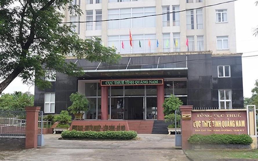 Công khai danh tính doanh nghiệp nợ thuế tại tỉnh Quảng Nam tháng 7/2021