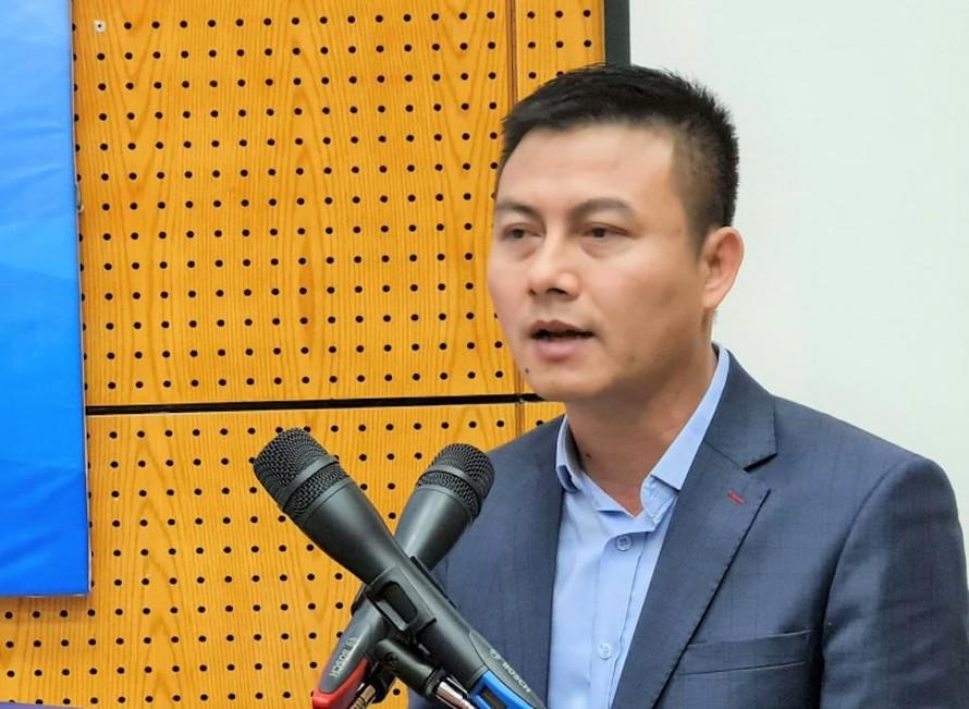 Nhà báo Hoàng Anh Minh giữ chức Tổng biên tập của Tạp chí Đầu tư Tài chính - VietnamFinance