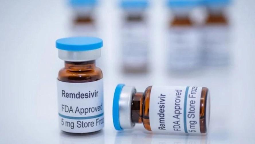 Thuốc Remdesivir do Công ty dược phẩm Cipla (Ấn Độ) sản xuất, dưới sự cho phép của Công ty Gilead Sciences, Mỹ.