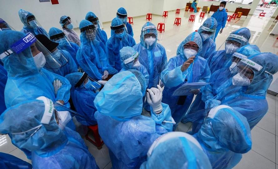 TPHCM đã đạt kết quả bước đầu trong kiềm chế dịch bệnh, kéo giảm tốc độ lây nhiễm