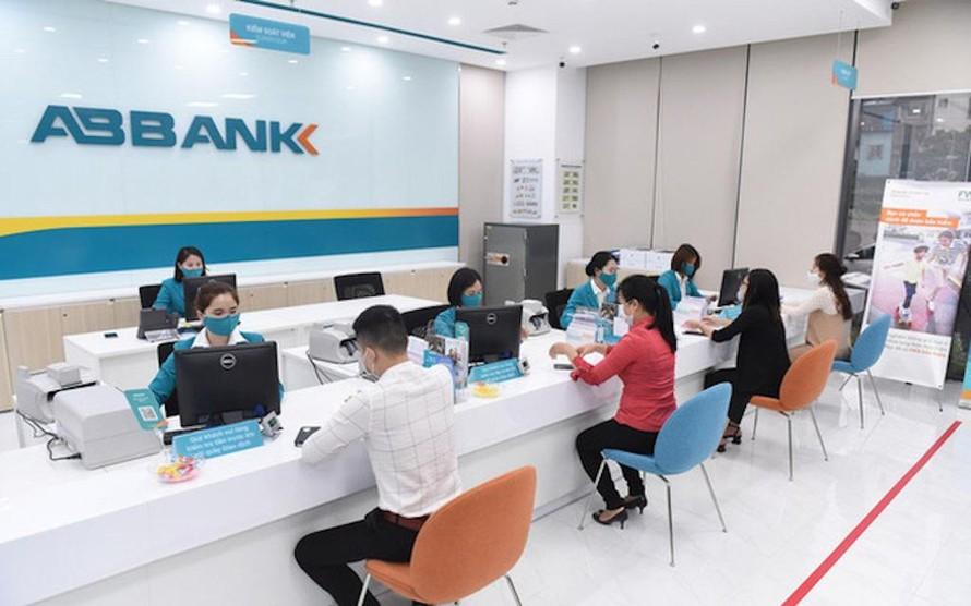 ABBank báo lãi gần 1.200 tỷ đồng nửa đầu năm 2021, tăng 88% cùng kỳ 2020