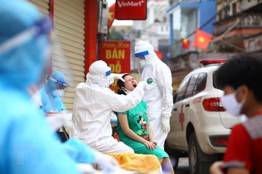 Cập nhật tình hình dịch COVID-19 tại Việt Nam