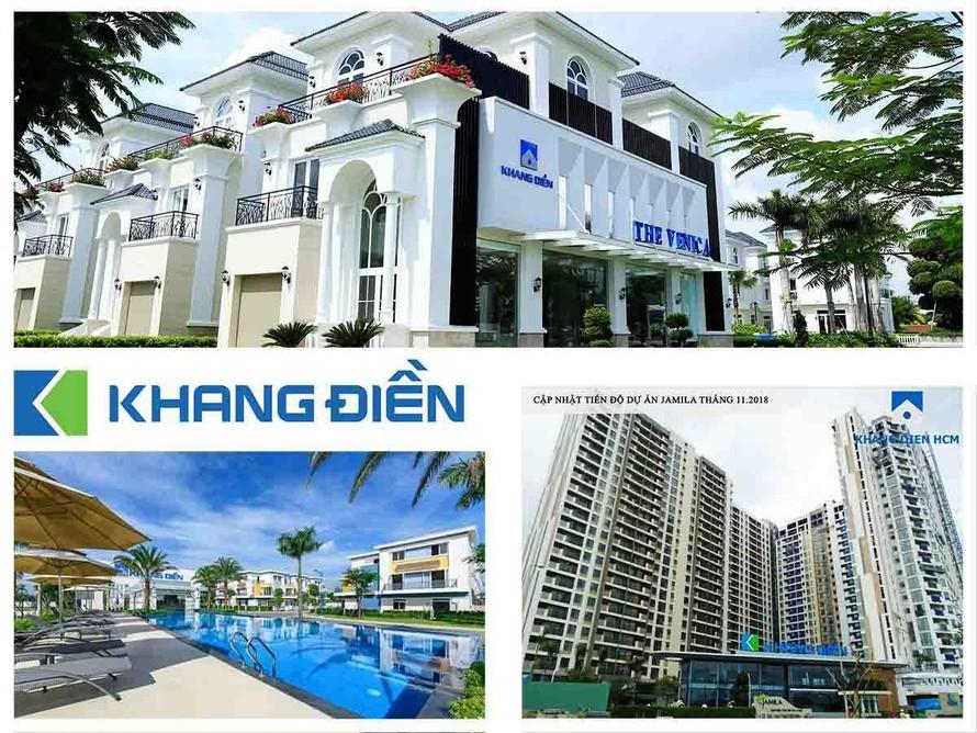 Ngân hàng OCB là chủ nợ lớn nhất của Nam Long và Khang Điền