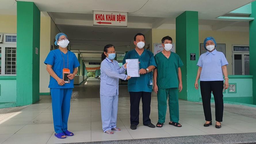 Sáng 23/8: Đã có 147.667 bệnh nhân COVID-19 được chữa khỏi