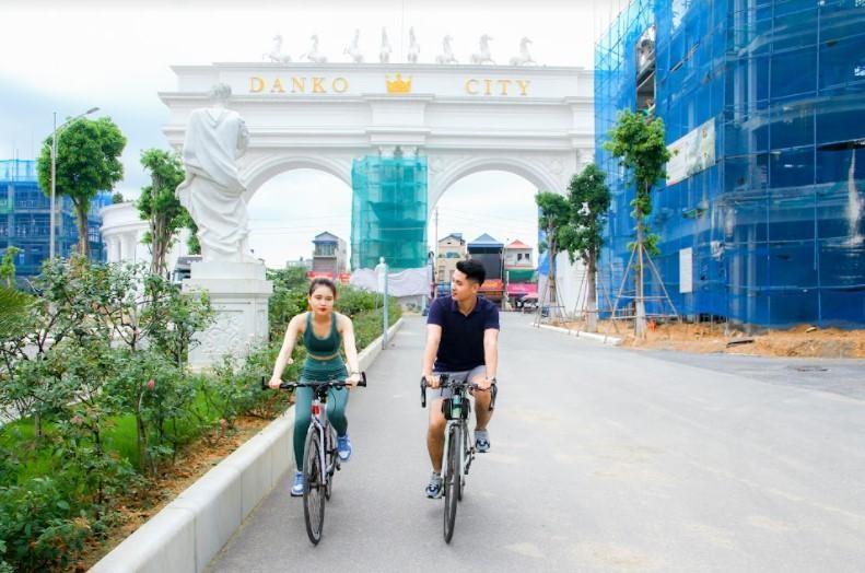 Danko City: Khu đô thị xanh cho cuộc sống an lành