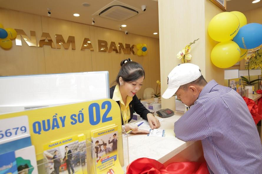 Nam Á Bank dẫn đầu về tỷ lệ nợ xấu trong ngành Ngân hàng