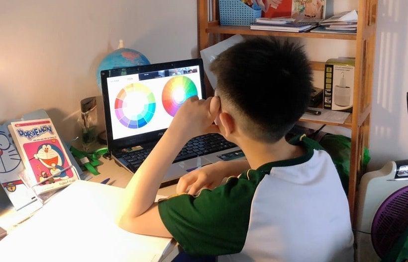 Hà Nội cho học sinh học trực tuyến bắt đầu từ ngày 6/9