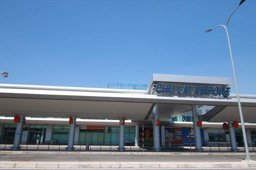 Đề nghị nâng cấp Chu Lai thành sân bay quốc tế