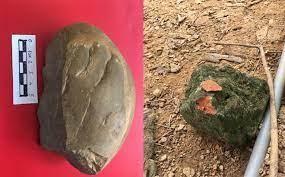 Phát hiện di tích khảo cổ học tiền sử tại Ngòi Sen