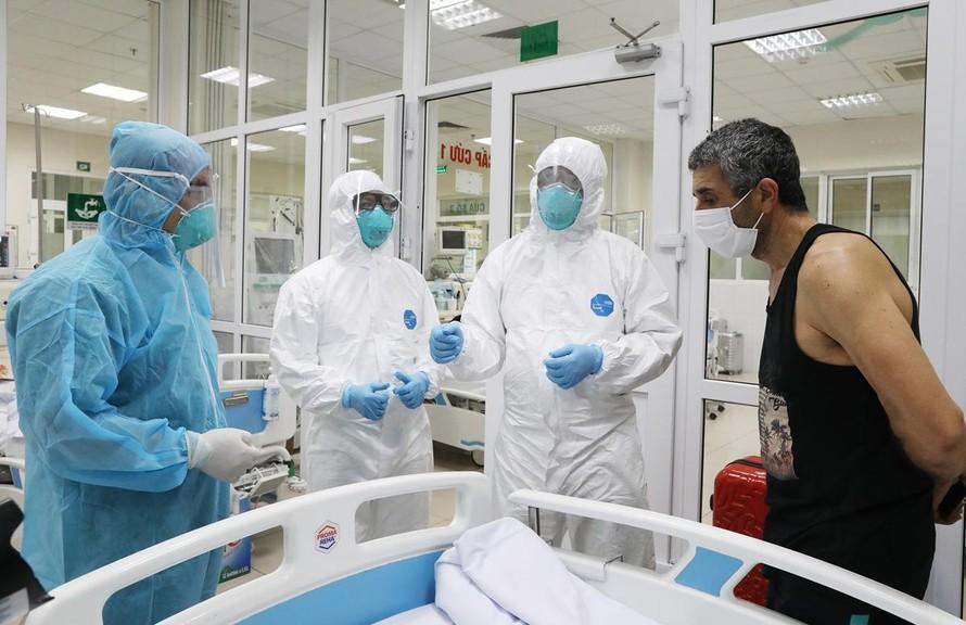 Đã có 210.989 bệnh nhân COVID-19 khỏi bệnh