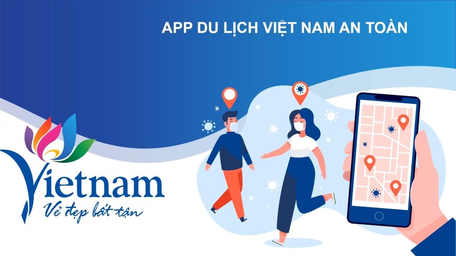 Tích hợp tính năng 'Tờ khai y tế' trên ứng dụng 'Du lịch Việt Nam an toàn'