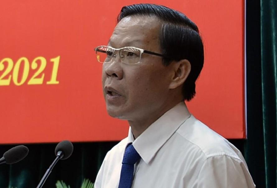 Thủ tướng phê chuẩn ông Phan Văn Mãi giữ chức Chủ tịch UBND TPHCM