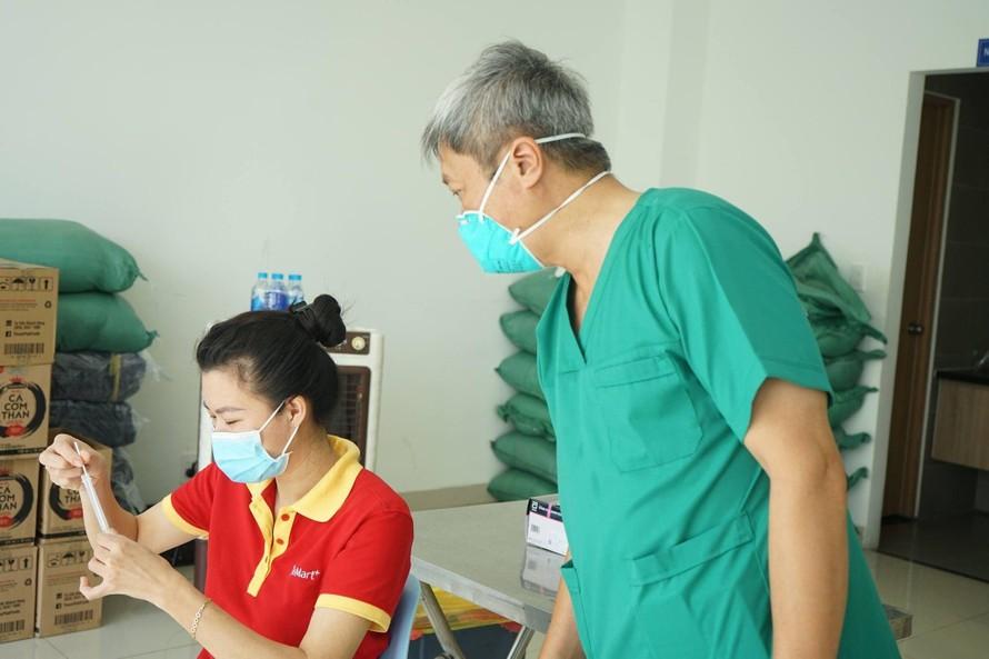 Tăng cường công tác xét nghiệm phòng, chống dịch COVID-19