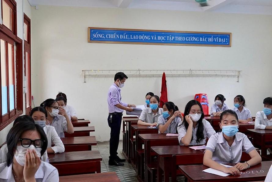 Quảng Bình lùi thời gian tổ chức dạy học vì dịch COVID-19
