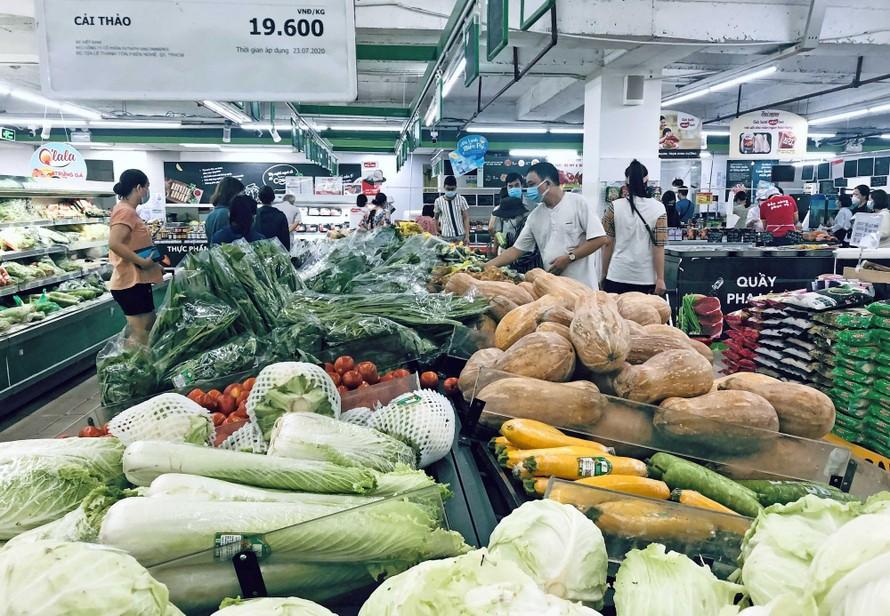 Hà Nội lập kế hoạch cung ứng hàng hoá cho các khu vực đã được phân vùng