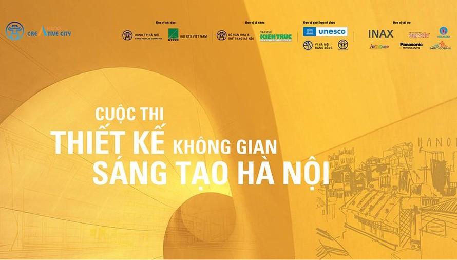 6 phương án đoạt giải nhất Cuộc thi Thiết kế không gian sáng tạo Hà Nội