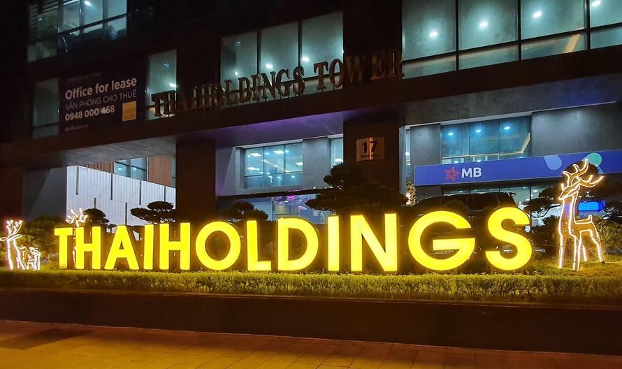 Thaiholdings bất ngờ rút bớt một số ngành nghề kinh doanh
