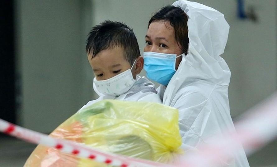 Thực hiện hỗ trợ trẻ em bị ảnh hưởng bởi dịch COVID-19
