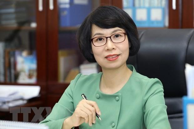 Tân Tổng giám đốc TTXVN Vũ Việt Trang.