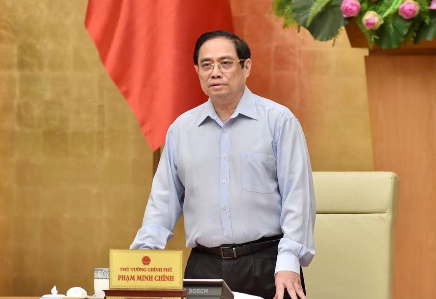 Thủ tướng: Giãn cách phải triệt để, đạt được hiệu quả cao nhất