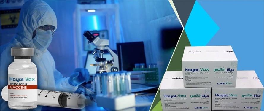 Bộ Y tế phê duyệt có điều kiện vaccine Hayat - Vax