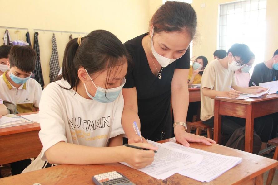 Hà Tĩnh tổ chức dạy và học trực tiếp từ ngày 15/9