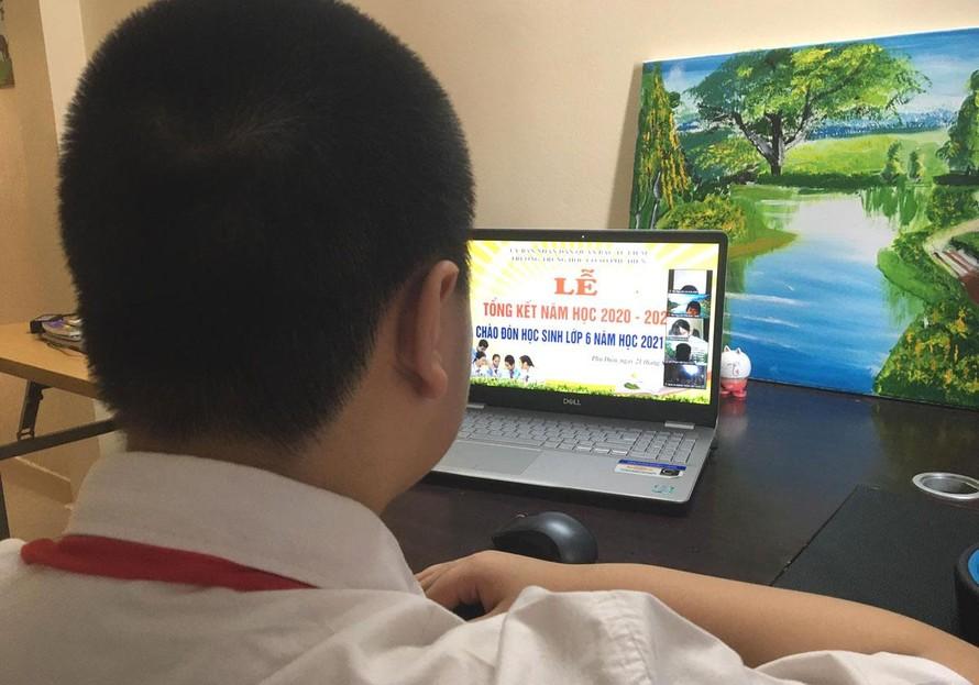 Hà Nội: Tăng cường đảm bảo an toàn trong dạy và học trực truyến