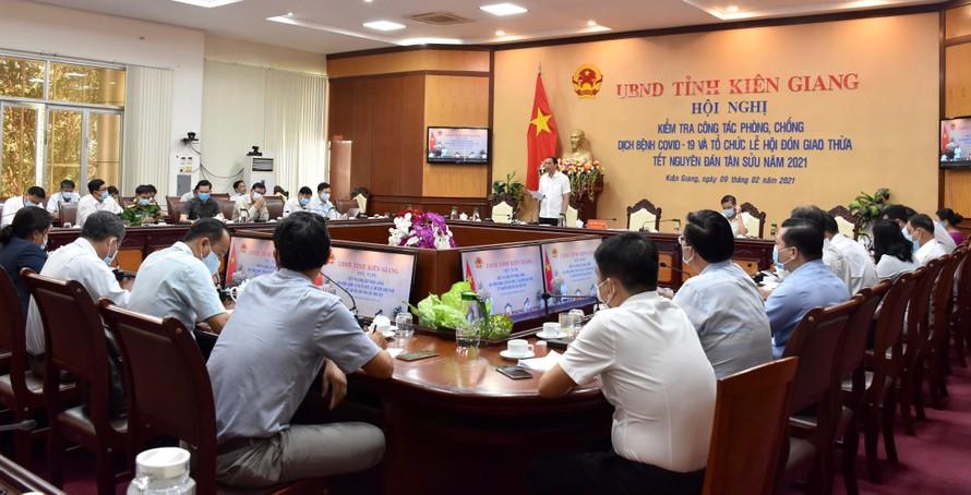 Ngày 30/9 kiểm soát được dịch ở Tiền Giang, Kiên Giang