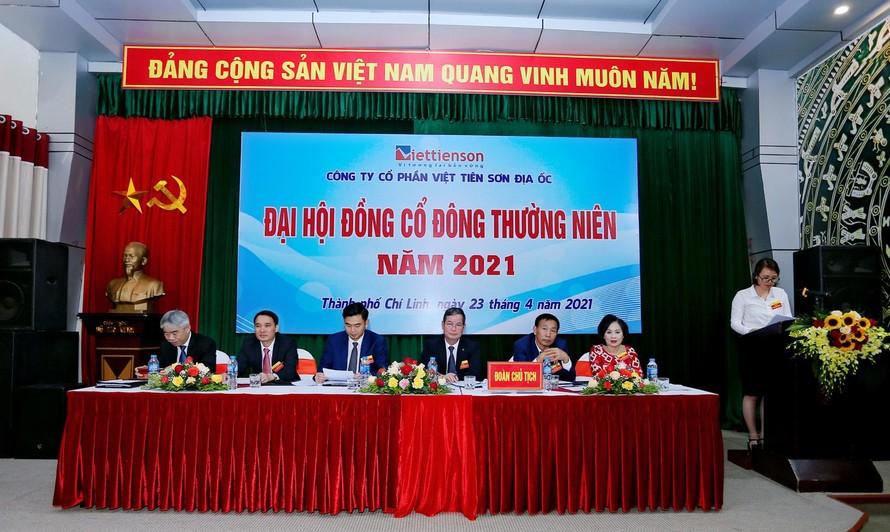 Việt Tiên Sơn Địa ốc (AAV) bán 30 triệu cổ phiếu sau khi cổ đông bị 'thay máu'