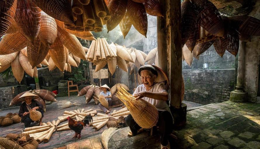 Làng nghề ở Hà Nội phục hồi sản xuất trong diễn biến mới của dịch COVID-19