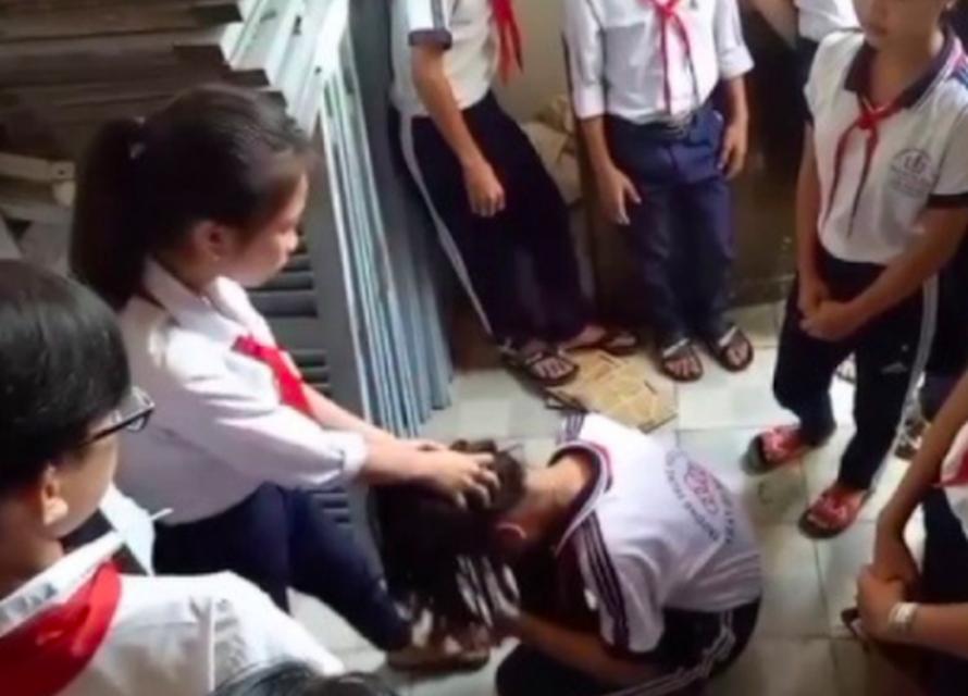Lạng Sơn: Kiểm điểm, làm rõ trách nhiệm để xảy ra học sinh đánh nhau trong lớp