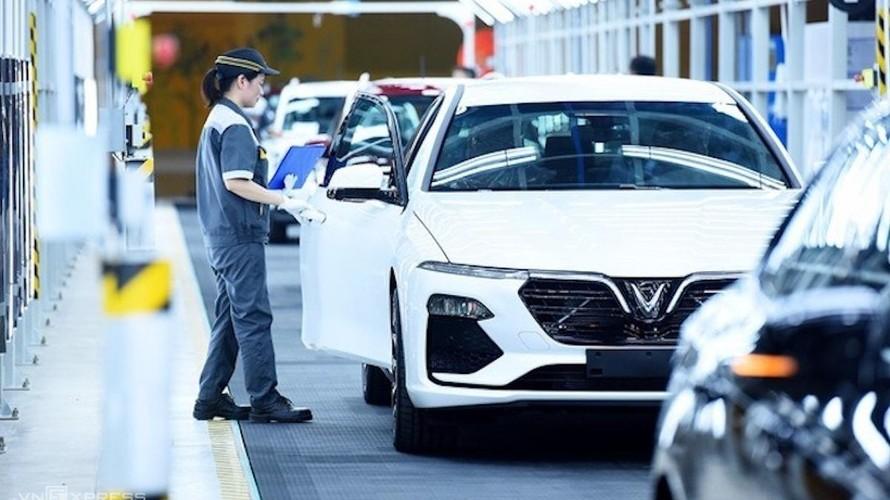 Bộ Tài chính trình đề xuất gia hạn thuế tiêu thụ đặc biệt cho ô tô sản xuất trong nước