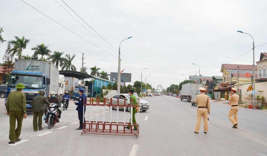 Quảng Ninh thí điểm hệ thống tự động kiểm soát người ra, vào tỉnh
