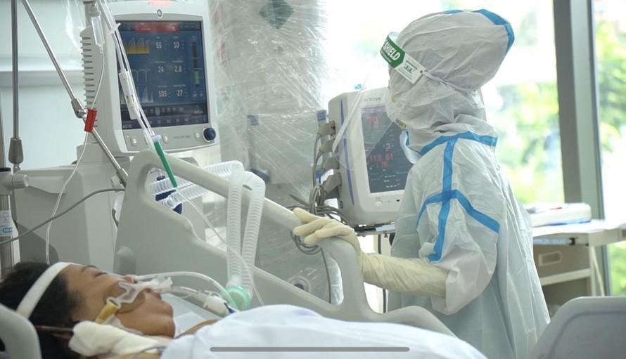 Việt Nam đã điều trị khỏi gần 659.800 ca bệnh COVID-19