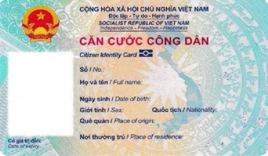 Bộ Công an: Tích hợp thẻ xanh COVID-19 trên căn cước công dân