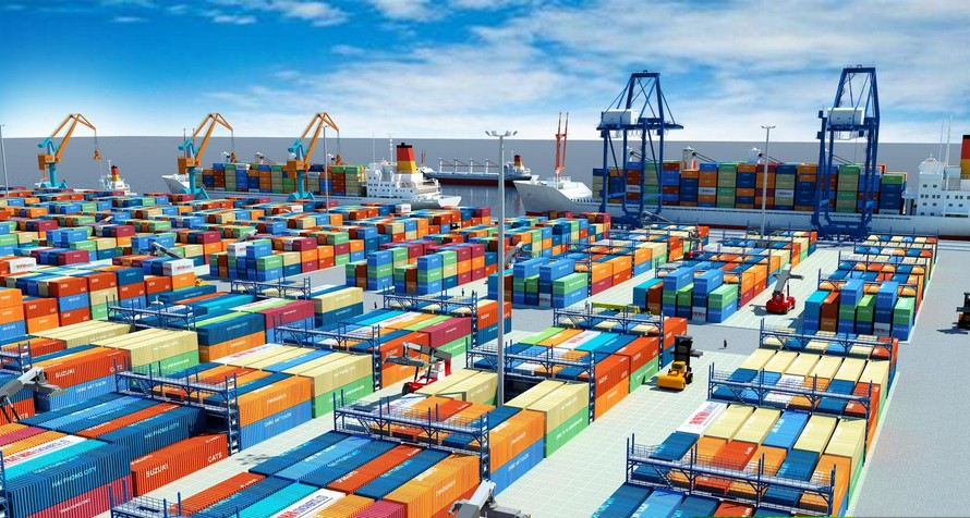 Xuất nhập khẩu tháng 9/2021 giảm vì ảnh hưởng dịch COVID-19