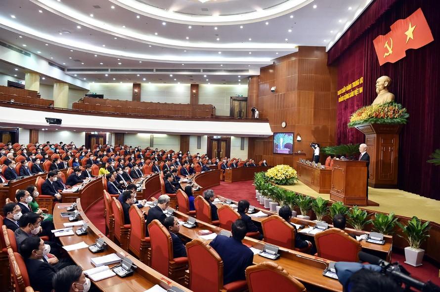 Hội nghị Trung ương 4 bế mạc vào sáng 7/10.
